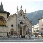 Malè - Chiesa - Centro Storico