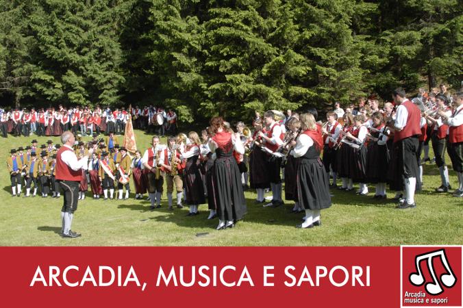Arcadia: sapori antichi, musica e tradizioni