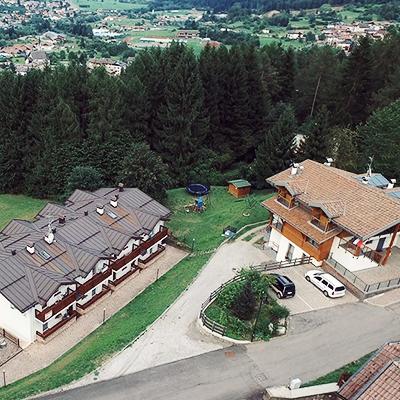Panoramica Residence Bonetei