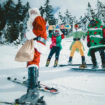 Natale sulla neve al Residence Bonetei Folgarida